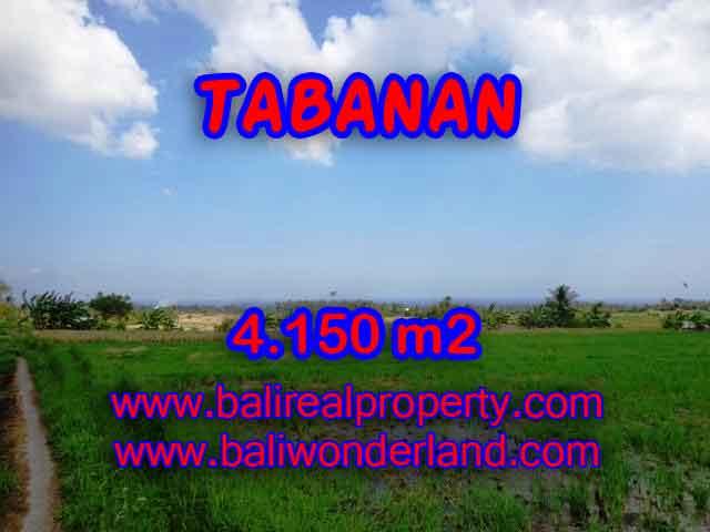 Land in Tabanan for sale, Outstanding view in Tabanan selemadeg Bali – TJTB137
