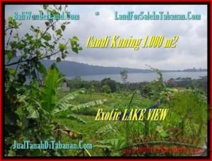 Tabanan Bedugul BALI LAND FOR SALE TJTB179
