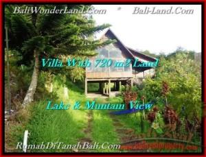 LAND SALE IN Tabanan Bedugul BALI TJTB190