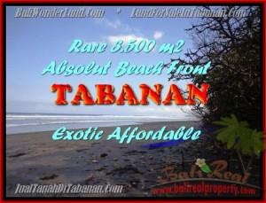 TABANAN 3.500 m2 LAND FOR SALE TJTB156