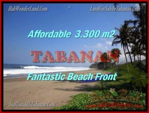 TABANAN 3.300 m2 LAND FOR SALE TJTB157