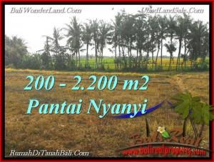 Exotic Tabanan Tanah Lot BALI LAND FOR SALE TJTB224