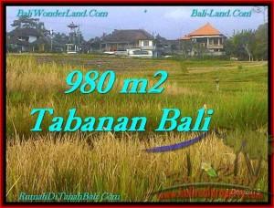 Beautiful PROPERTY LAND IN TABANAN FOR SALE TJTB244