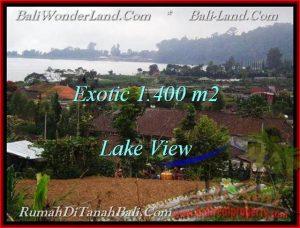 Exotic PROPERTY 1,400 m2 LAND IN Tabanan Bedugul FOR SALE TJTB203