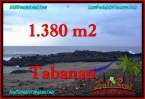 Exotic Tabanan Selemadeg BALI LAND FOR SALE TJTB270