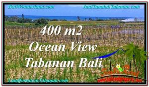 FOR SALE Magnificent PROPERTY 450 m2 LAND IN TABANAN BALI TJTB292