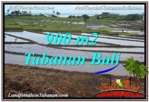 FOR SALE Exotic PROPERTY LAND IN TABANAN TJTB308